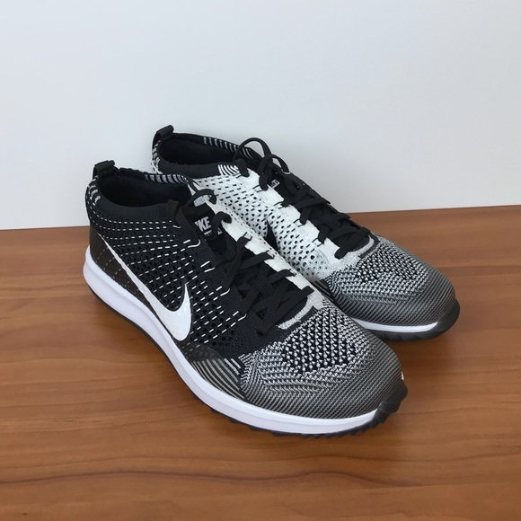 premium selection 22a7d 60f71 Nike Flyknit Racer G Golf Shoes
